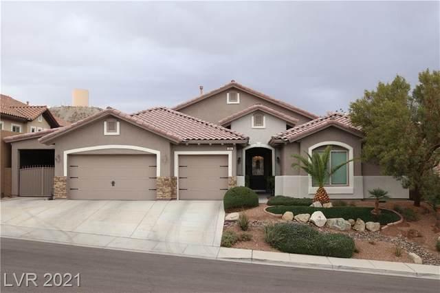 854 Da Vinci Cove, Boulder City, NV 89005 (MLS #2264766) :: ERA Brokers Consolidated / Sherman Group
