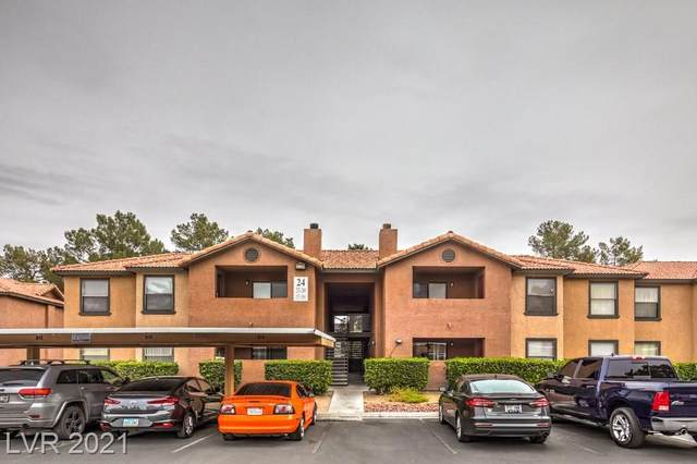 2451 N Rainbow Boulevard #2155, Las Vegas, NV 89108 (MLS #2264829) :: Billy OKeefe | Berkshire Hathaway HomeServices
