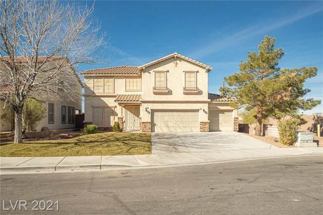 103 Yerba Santa Street, Henderson, NV 89015 (MLS #2265572) :: Jeffrey Sabel