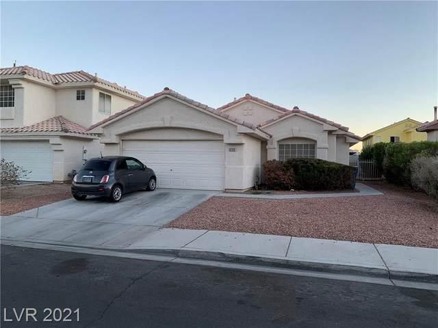 6705 Snake River Avenue, Las Vegas, NV 89130 (MLS #2265620) :: Lindstrom Radcliffe Group