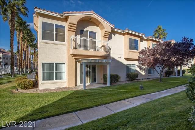 5000 Red Rock Street #161, Las Vegas, NV 89118 (MLS #2265685) :: Vestuto Realty Group