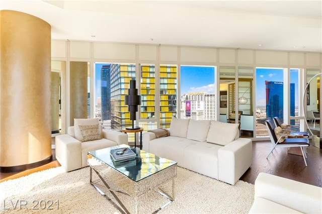 3750 Las Vegas Boulevard #2407, Las Vegas, NV 89158 (MLS #2265837) :: Custom Fit Real Estate Group