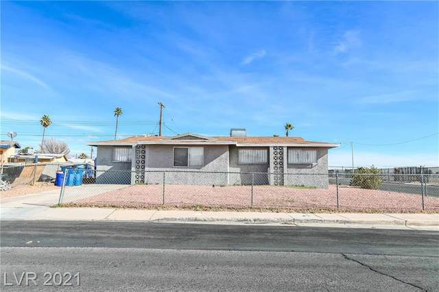 1728 Nelson Avenue, North Las Vegas, NV 89032 (MLS #2265989) :: Vestuto Realty Group