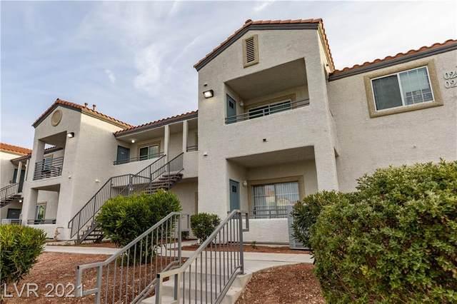 3318 Decatur Boulevard #2027, Las Vegas, NV 89130 (MLS #2266003) :: Billy OKeefe | Berkshire Hathaway HomeServices