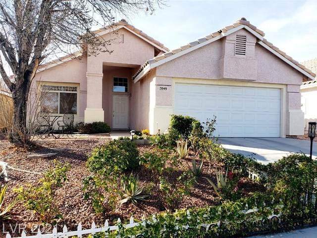 3949 Laurel Brook Drive, Las Vegas, NV 89147 (MLS #2266612) :: Lindstrom Radcliffe Group