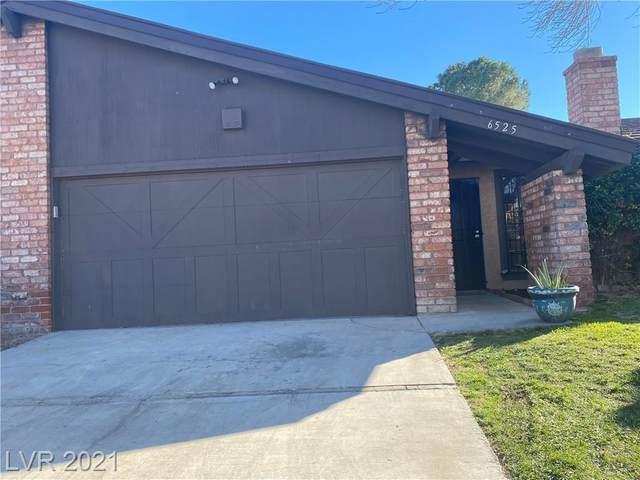 6525 Sugarpine Lane, Las Vegas, NV 89107 (MLS #2268070) :: Billy OKeefe | Berkshire Hathaway HomeServices