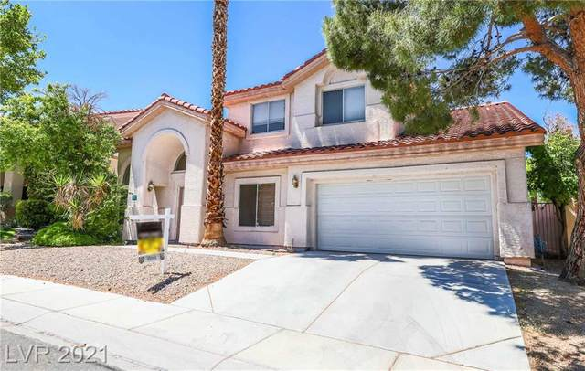 1717 Wandering Winds Way, Las Vegas, NV 89128 (MLS #2268156) :: Signature Real Estate Group