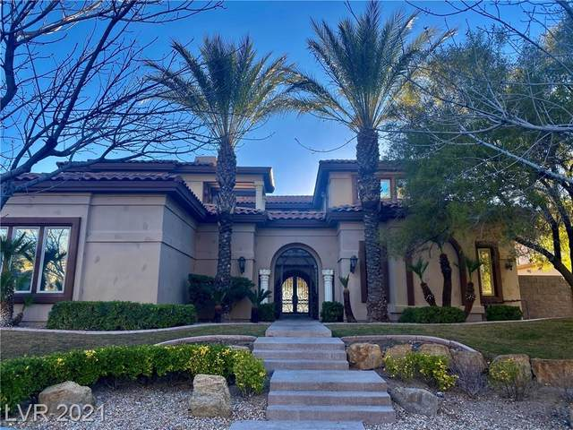1529 Villa Rica Drive, Henderson, NV 89052 (MLS #2268173) :: Jeffrey Sabel