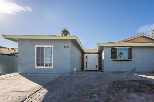 4933 Nellie Springs Court, Las Vegas, NV 89110 (MLS #2268301) :: Lindstrom Radcliffe Group