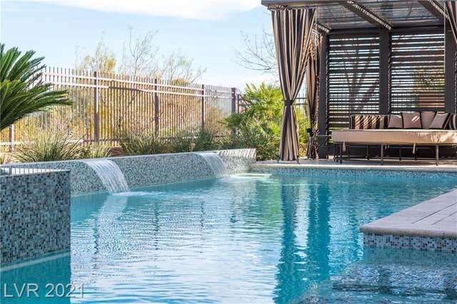 9272 Tournament Canyon Drive, Las Vegas, NV 89144 (MLS #2268533) :: Jeffrey Sabel