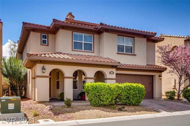 191 Crooked Putter Drive, Las Vegas, NV 89148 (MLS #2268948) :: Signature Real Estate Group