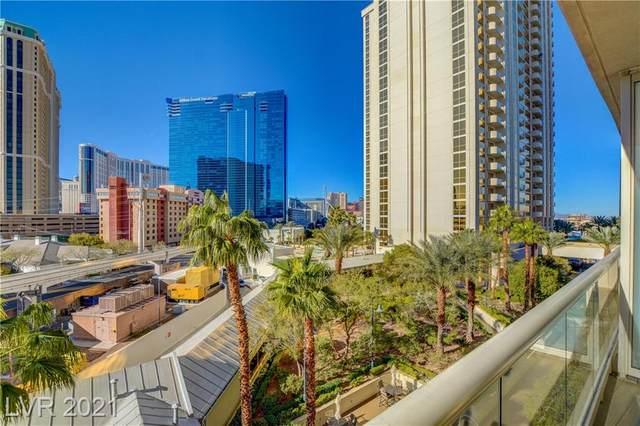 145 Harmon Avenue #305, Las Vegas, NV 89109 (MLS #2269016) :: Signature Real Estate Group