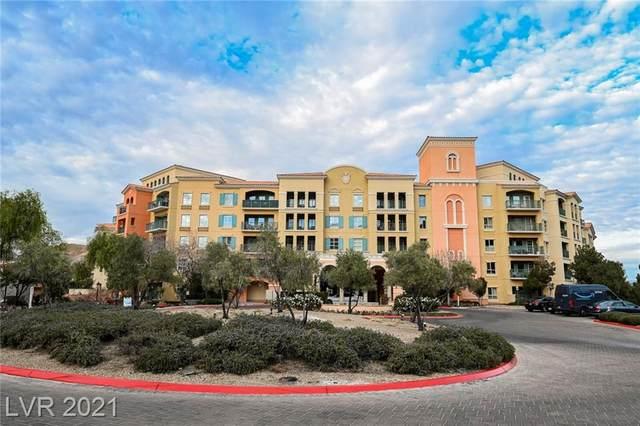 30 Strada Di Villaggio #249, Henderson, NV 89011 (MLS #2269247) :: Signature Real Estate Group