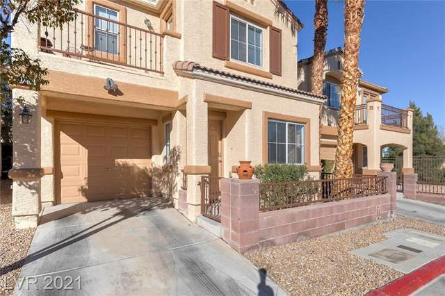 10384 Coyote Cub Avenue, Las Vegas, NV 89129 (MLS #2269287) :: Signature Real Estate Group