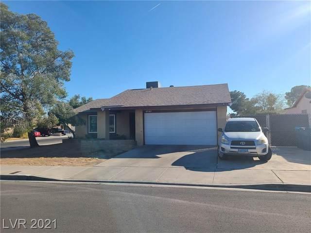 6947 Pinebrook Court, Las Vegas, NV 89147 (MLS #2269418) :: Hebert Group | Realty One Group