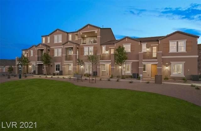 1194 Seaboard Court Lot 77, Henderson, NV 89002 (MLS #2269431) :: Lindstrom Radcliffe Group