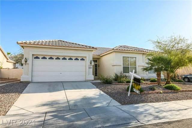 7812 Four Seasons Drive, Las Vegas, NV 89129 (MLS #2269792) :: Jack Greenberg Group