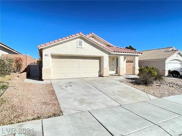 8016 Tailwind Avenue, Las Vegas, NV 89131 (MLS #2269806) :: Custom Fit Real Estate Group