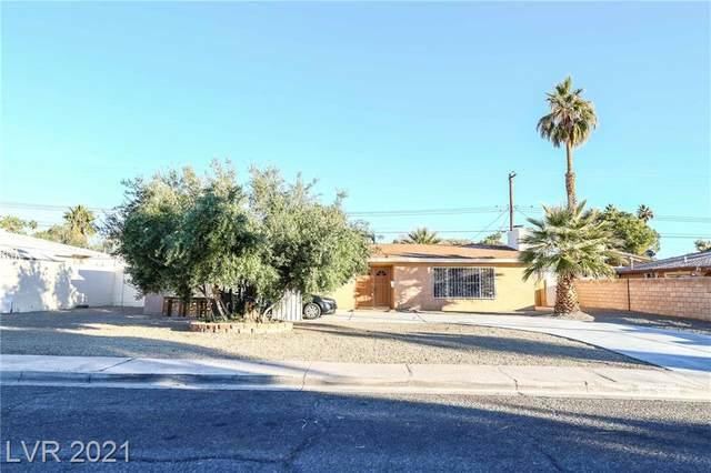1626 Sombrero Drive, Las Vegas, NV 89169 (MLS #2270431) :: ERA Brokers Consolidated / Sherman Group