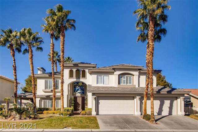 10008 Rolling Glen Court, Las Vegas, NV 89117 (MLS #2270752) :: Signature Real Estate Group