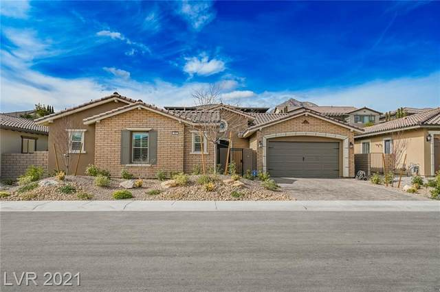 107 Basque Coast Street, Las Vegas, NV 89138 (MLS #2270847) :: Billy OKeefe | Berkshire Hathaway HomeServices
