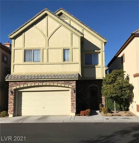 9232 Dalmahoy Place, Las Vegas, NV 89145 (MLS #2270903) :: Custom Fit Real Estate Group
