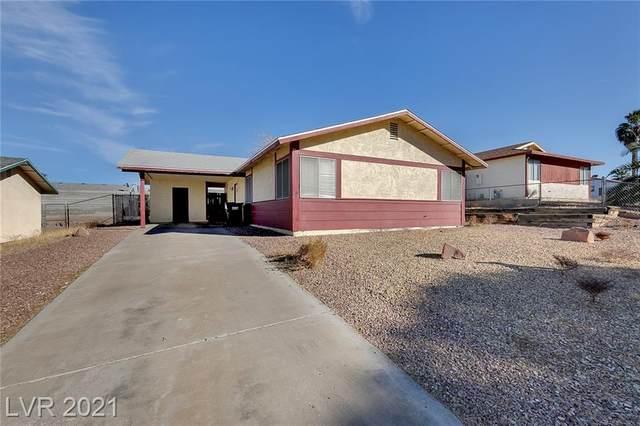 433 Bottle Brush, Henderson, NV 89015 (MLS #2270911) :: Custom Fit Real Estate Group