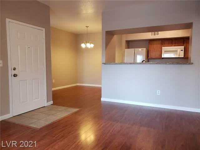 6650 W Warm Springs Road #1054, Las Vegas, NV 89118 (MLS #2271070) :: Hebert Group   Realty One Group