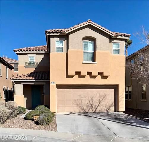 11744 Marina Grande Court, Las Vegas, NV 89138 (MLS #2271109) :: Signature Real Estate Group