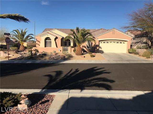 2862 Sapphire Desert Drive, Henderson, NV 89052 (MLS #2271457) :: Jeffrey Sabel