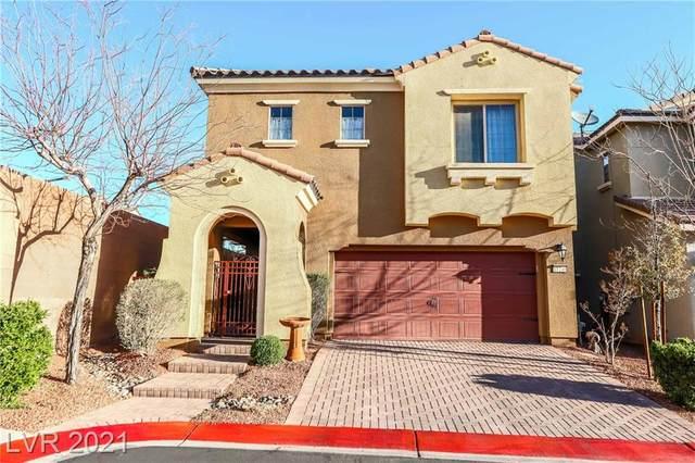 11246 Almador Vista Court, Las Vegas, NV 89135 (MLS #2271549) :: Vestuto Realty Group