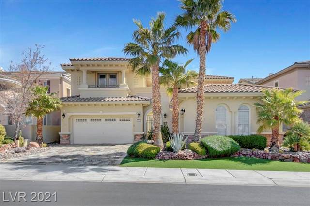 2122 Country Cove Court, Las Vegas, NV 89135 (MLS #2271597) :: ERA Brokers Consolidated / Sherman Group