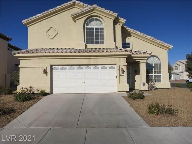 3117 Point Sal Circle, Las Vegas, NV 89128 (MLS #2271602) :: Custom Fit Real Estate Group