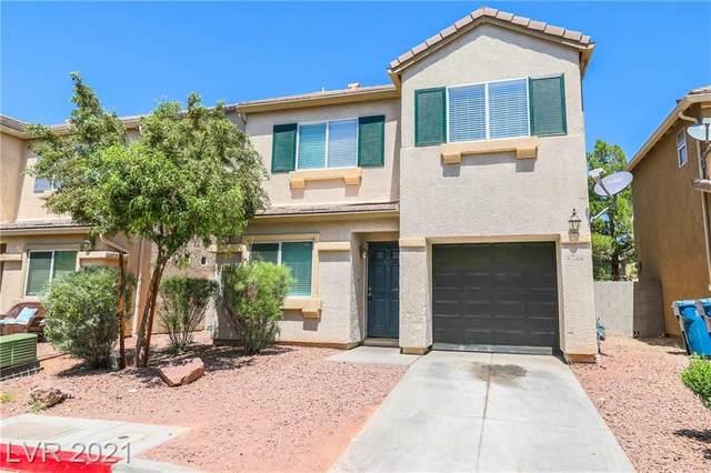 4744 Arroyo Seco Drive, Las Vegas, NV 89115 (MLS #2271863) :: Jeffrey Sabel