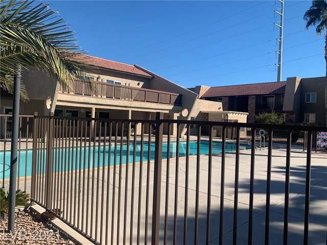 5265 Indian River Drive #256, Las Vegas, NV 89103 (MLS #2271900) :: ERA Brokers Consolidated / Sherman Group