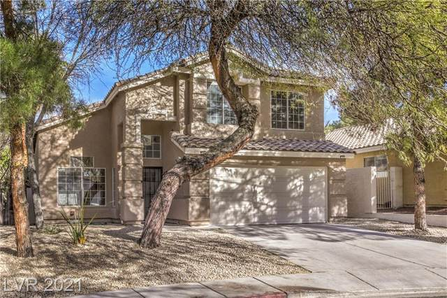 1996 Antelope Hill Court, Henderson, NV 89012 (MLS #2271955) :: Signature Real Estate Group