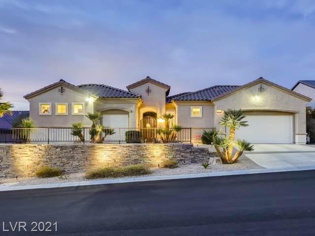 2426 Hardin Ridge Drive, Henderson, NV 89052 (MLS #2272021) :: Jeffrey Sabel