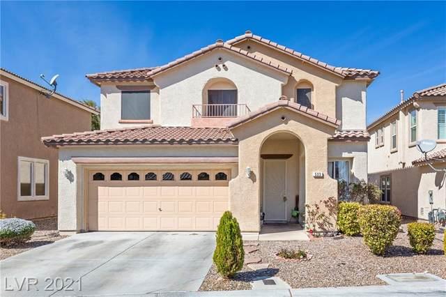 533 Lacabana Beach Drive, Las Vegas, NV 89138 (MLS #2272105) :: Hebert Group | Realty One Group