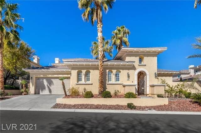 209 Royal Aberdeen Way, Las Vegas, NV 89144 (MLS #2272237) :: Jeffrey Sabel