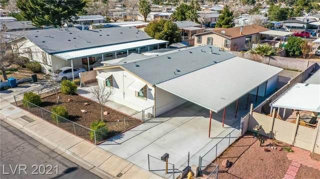 4942 Mar Vista Way, Las Vegas, NV 89121 (MLS #2272239) :: Signature Real Estate Group