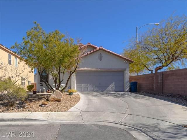 7392 Garnet Creek Court, Las Vegas, NV 89139 (MLS #2272286) :: Billy OKeefe | Berkshire Hathaway HomeServices