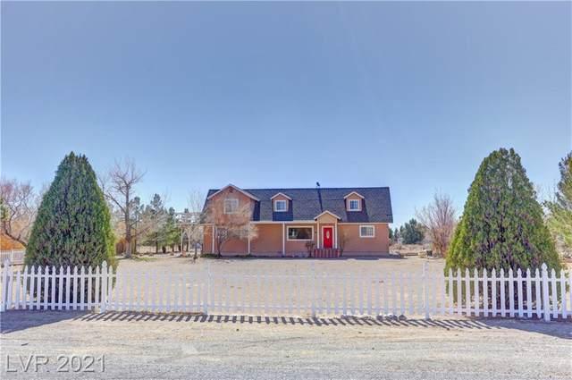 3231 Navajo Boulevard, Pahrump, NV 89061 (MLS #2272723) :: ERA Brokers Consolidated / Sherman Group