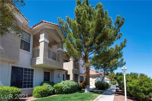 8555 Russell Road #1078, Las Vegas, NV 89113 (MLS #2272927) :: Signature Real Estate Group