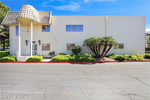 3380 Townhouse Drive, Las Vegas, NV 89121 (MLS #2273021) :: Lindstrom Radcliffe Group