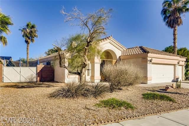 6128 Azurite Drive, Las Vegas, NV 89130 (MLS #2273030) :: Jeffrey Sabel