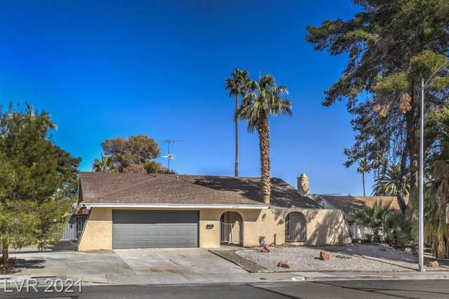 4482 Palencia Avenue, Las Vegas, NV 89121 (MLS #2273054) :: Billy OKeefe | Berkshire Hathaway HomeServices