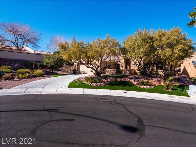 9824 Gerald Court, Las Vegas, NV 89134 (MLS #2273251) :: ERA Brokers Consolidated / Sherman Group