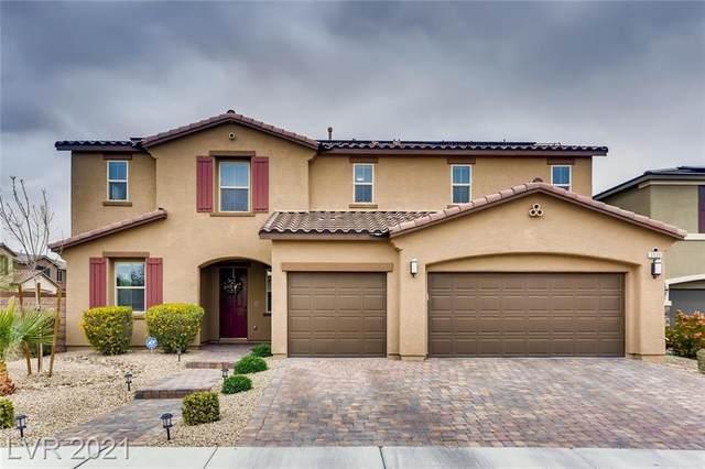 5536 Powell Prairie Avenue, Las Vegas, NV 89131 (MLS #2273390) :: Lindstrom Radcliffe Group