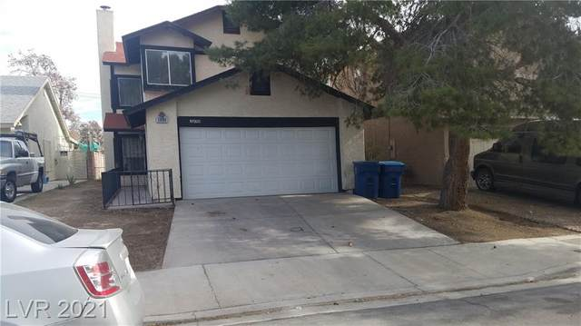 3890 Steinbeck Drive, Las Vegas, NV 89115 (MLS #2273407) :: Signature Real Estate Group