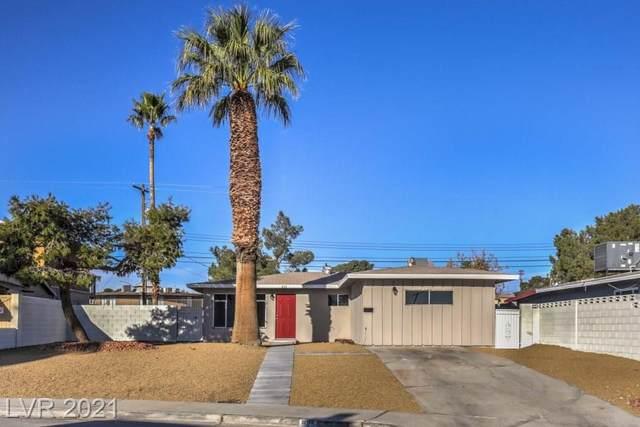 825 18th Street, Las Vegas, NV 89101 (MLS #2273420) :: Signature Real Estate Group